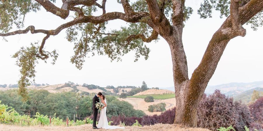 The Highlands Estate wedding Napa/Sonoma