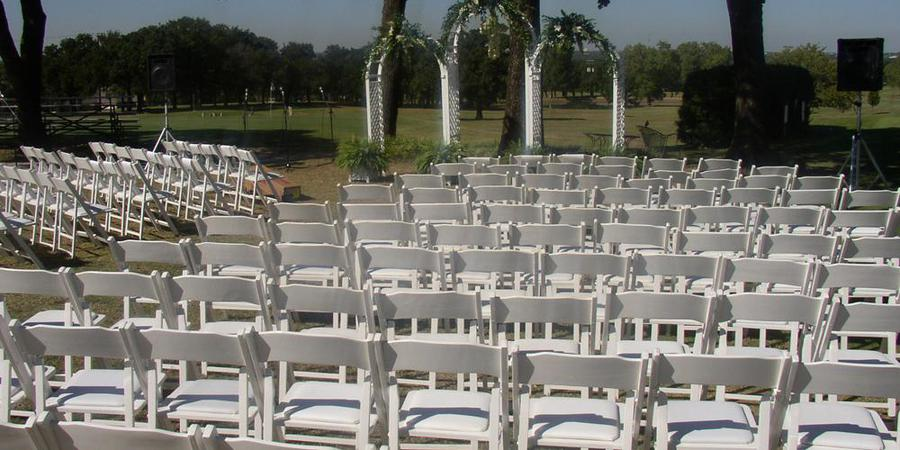Rolling Hills Country Club wedding Dallas