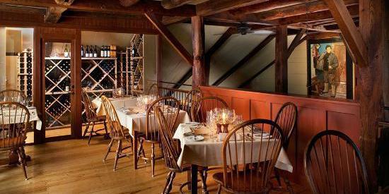Mombo Restaurant wedding New Hampshire