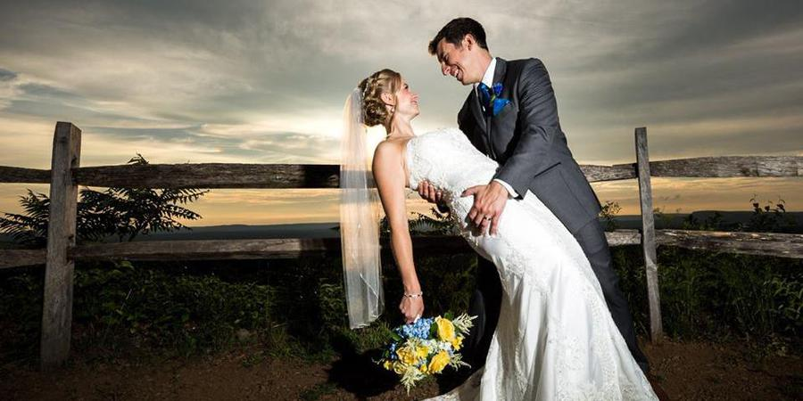 Marquee Events Featuring The Views at Powder Ridge wedding New Haven