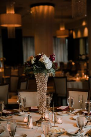 Marquee Events Featuring The G. Fox Ballroom wedding Hartford