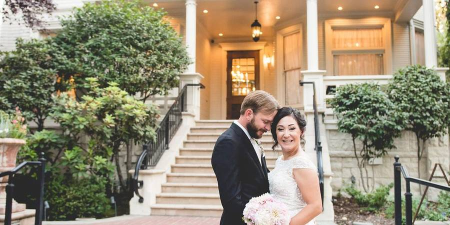 Sterling Hotel by Wedgewood Weddings wedding Sacramento