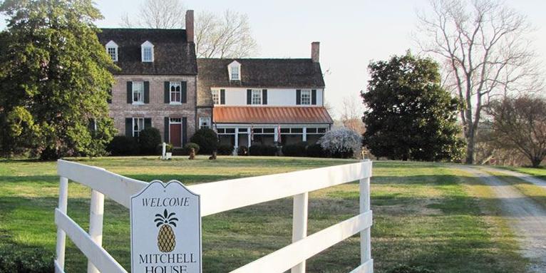 The Inn At Mitchell House wedding Eastern Shore/Chesapeake Bay