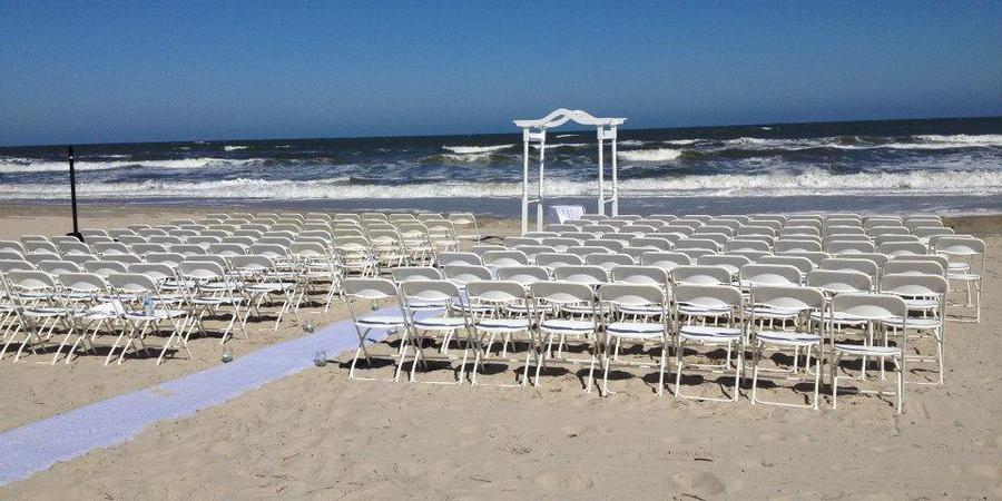 Greate Bay wedding Atlantic City
