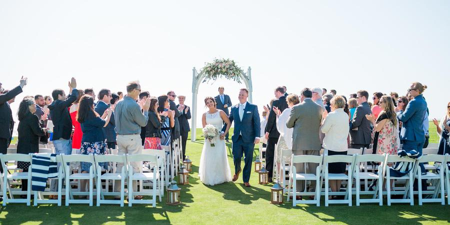 Half Moon Bay Golf Links wedding Peninsula