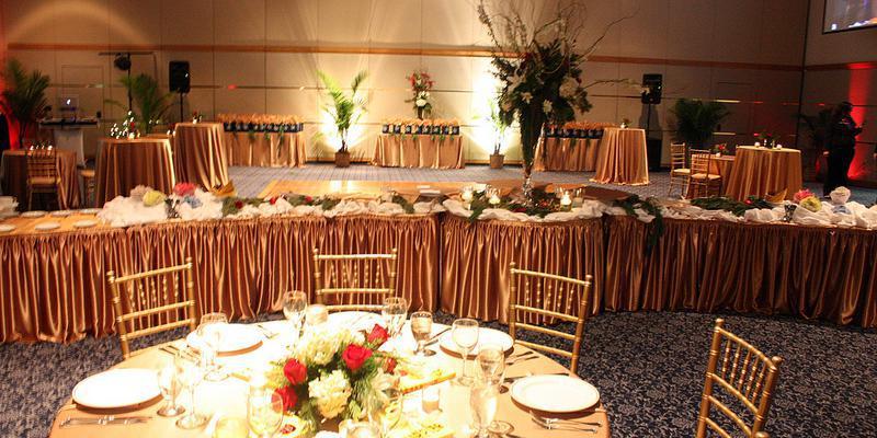 FIU Graham Center wedding Miami