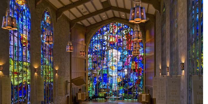 Alice Millar Chapel & Religious Center wedding Chicago