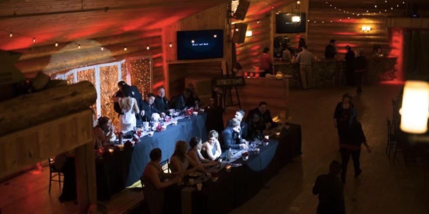 Glenhaven Events wedding Minnesota