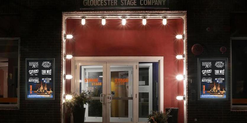 Gloucester Stage Company wedding North Shore