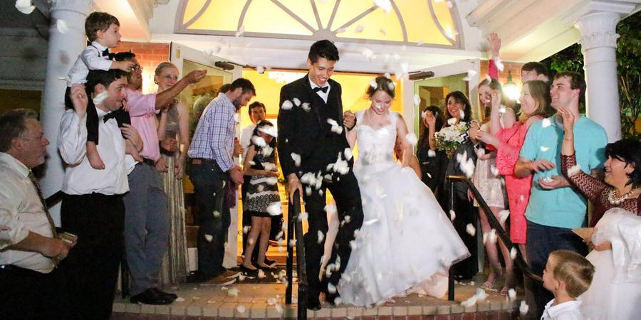 First United Methodist Church of McKinney wedding Dallas