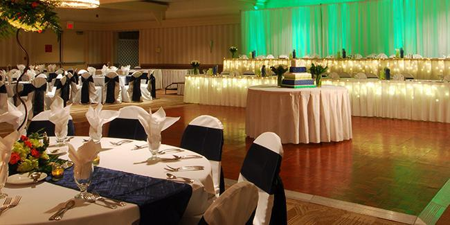 Holiday Inn SW - Route 66 wedding St. Louis