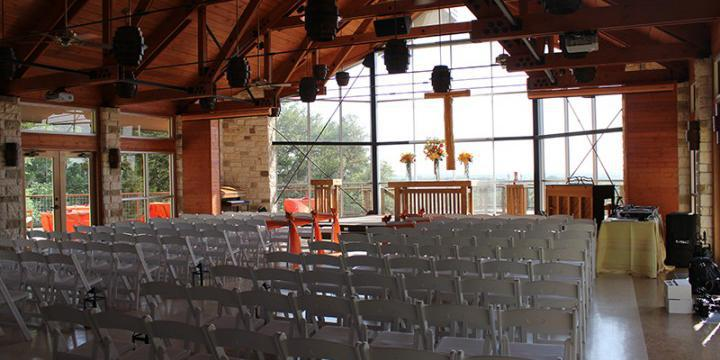Lutherhill Ministries - Carby Chapel wedding Austin