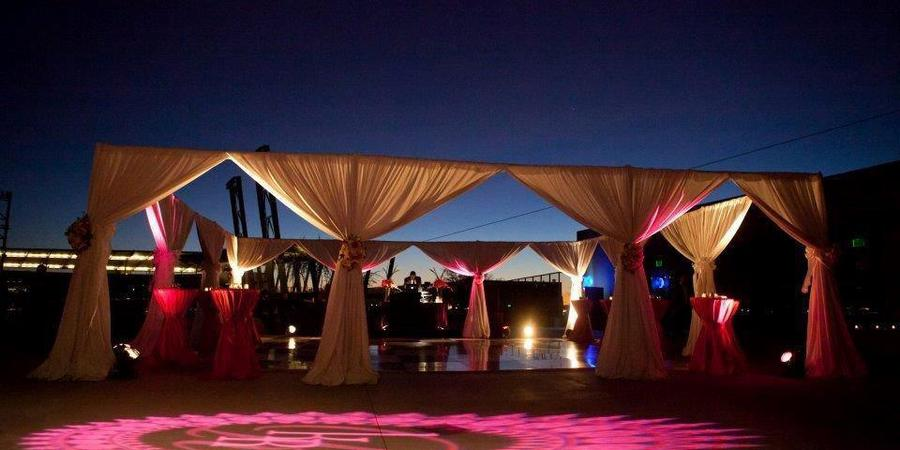 Salt River Fields at Talking Stick wedding Phoenix/Scottsdale