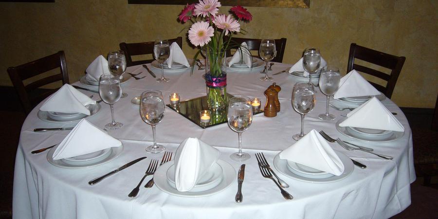 Brio Tuscan Grille wedding Phoenix/Scottsdale