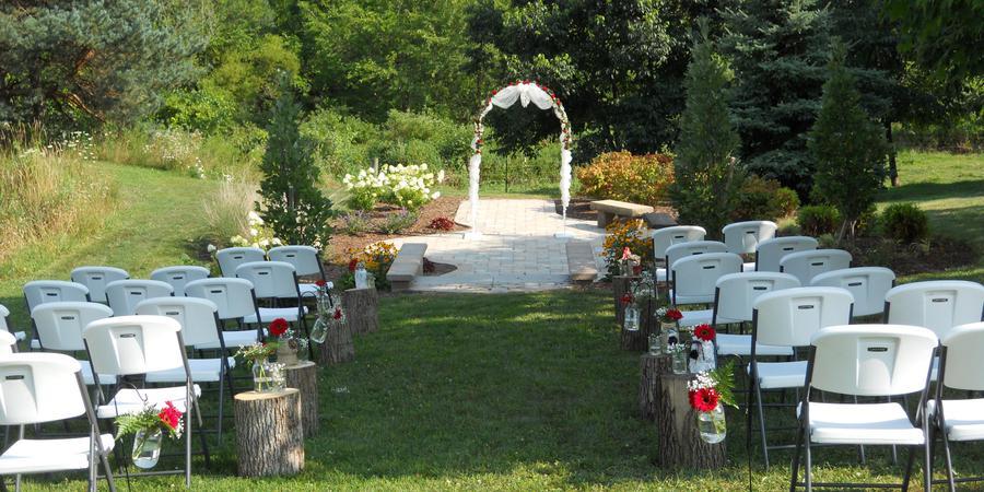 Sauers Farm Park wedding Cleveland