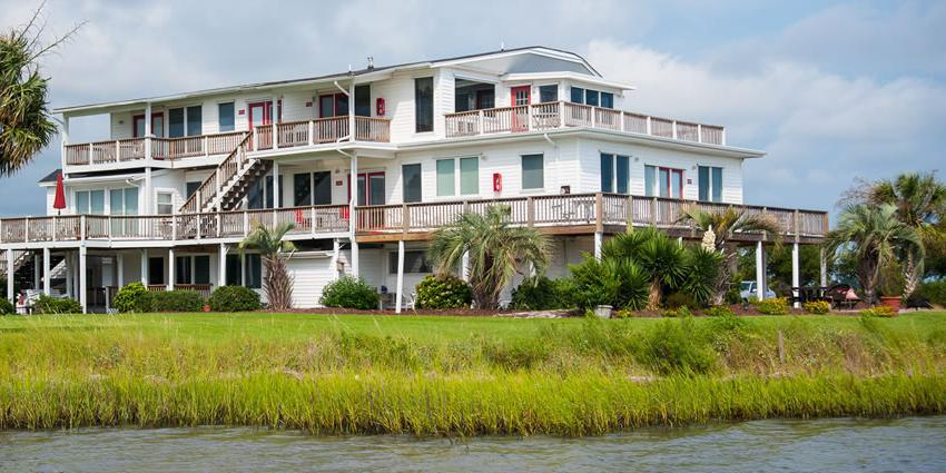 Harborlight Guest House wedding Outer Banks