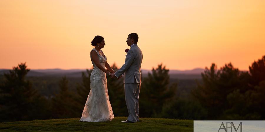 Sky Meadow Country Club wedding Merrimack