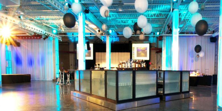 The Crane Bay Event Center wedding Indianapolis/Central Indiana