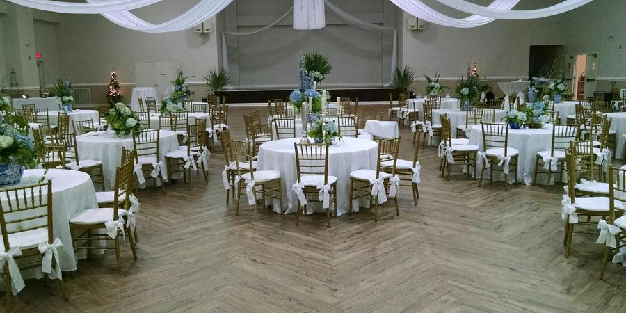 The Hall at St. John's wedding Myrtle Beach