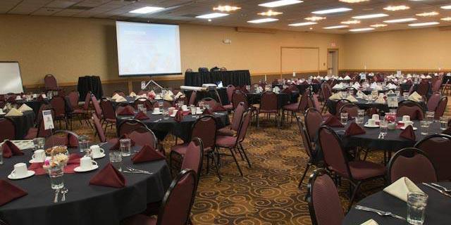 Ramada Bismarck wedding North Dakota