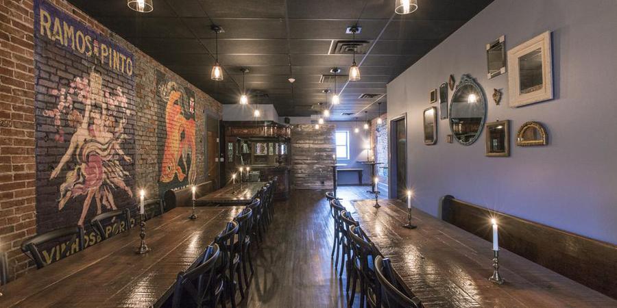 Eva's Attic - Juniper Restaurant wedding St. Louis