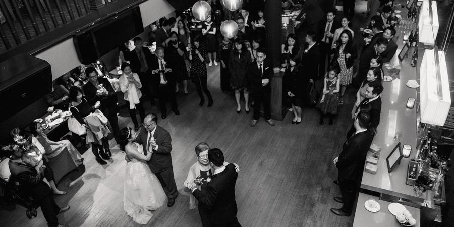 E&O Kitchen and Bar wedding San Francisco