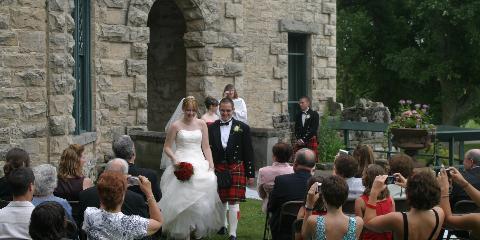Piatt Castles wedding Columbus