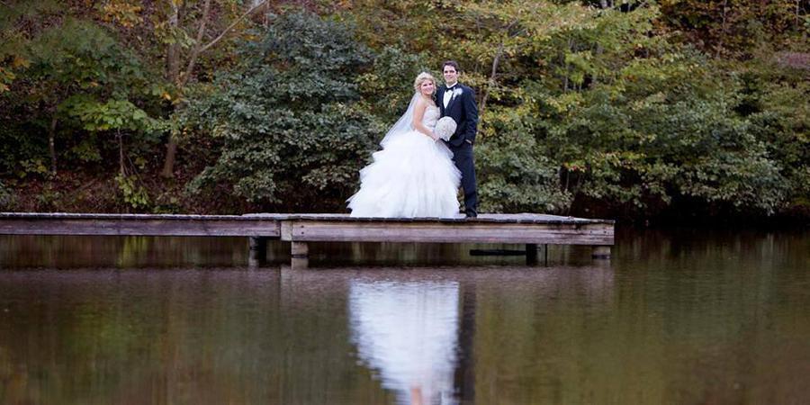 Johnston Woods wedding Chattanooga