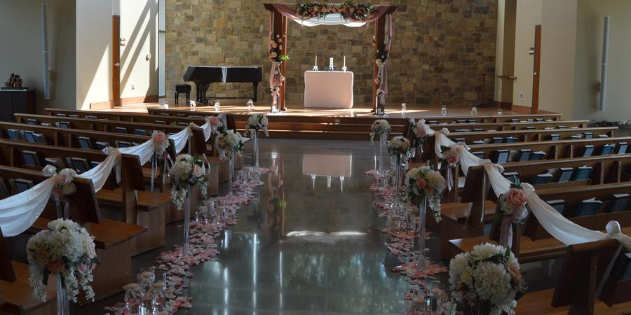 Oak Ridge Unitarian Universalist Church wedding Knoxville