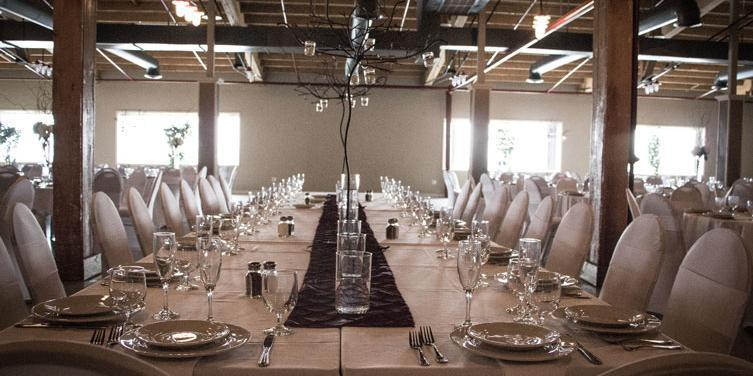 The Event Center At Fricano Place wedding Grand Rapids