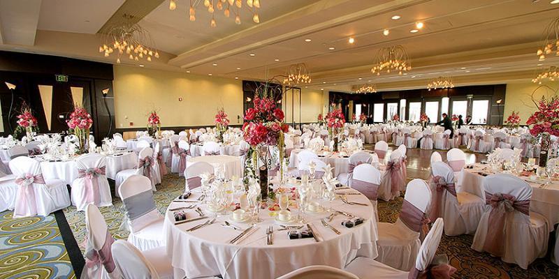 Pacific Palms Resort wedding Los Angeles