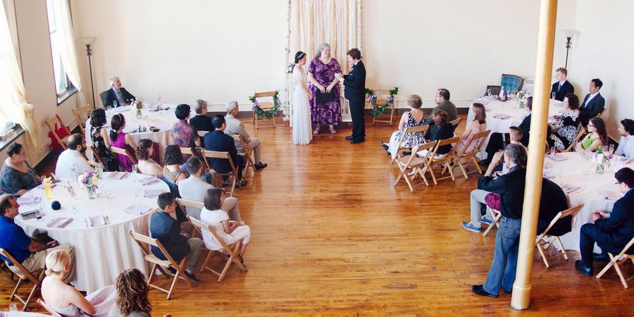 Creativo Loft wedding Chicago