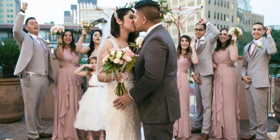 Rio Plaza - The Center of Special Events wedding San Antonio