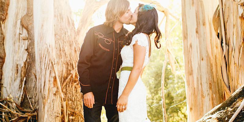 Cayucos Creek Barn wedding Central Coast