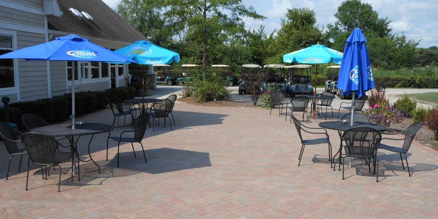 The Preserve at Deer Creek Golf Course wedding Milwaukee