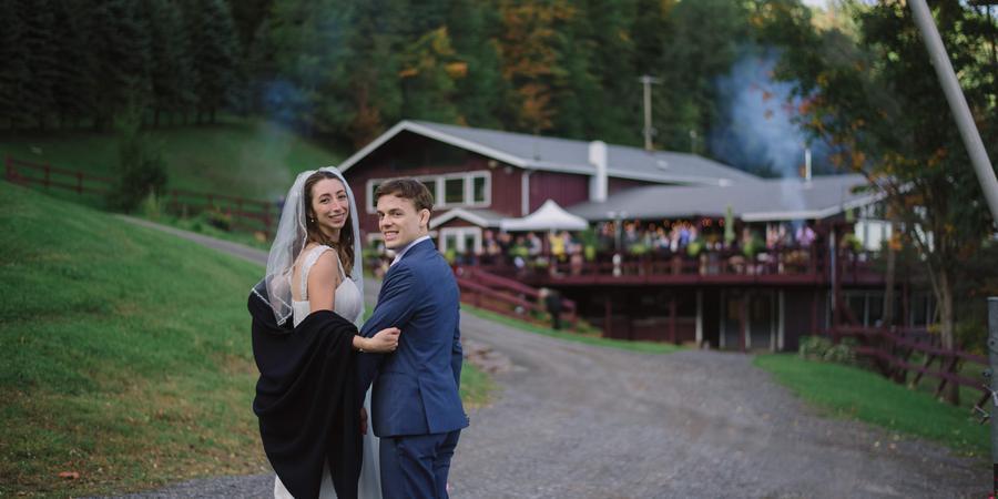 Plattekill Mountain wedding Eastern Adirondacks/Lake Champlain