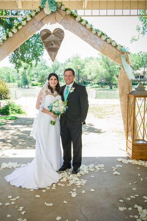 Cameron Park Lake wedding Sacramento