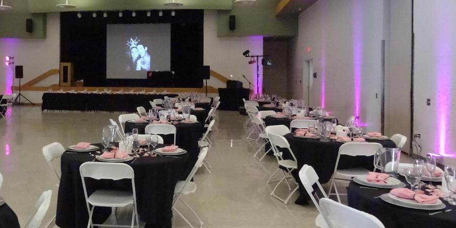 Cameron Park Community Center wedding Sacramento