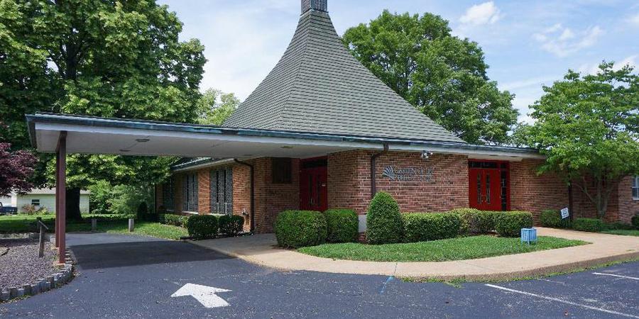 Garden Of Life Spiritual Center wedding St. Louis