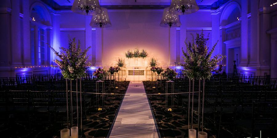 Le Meridien Philadelphia wedding Philadelphia