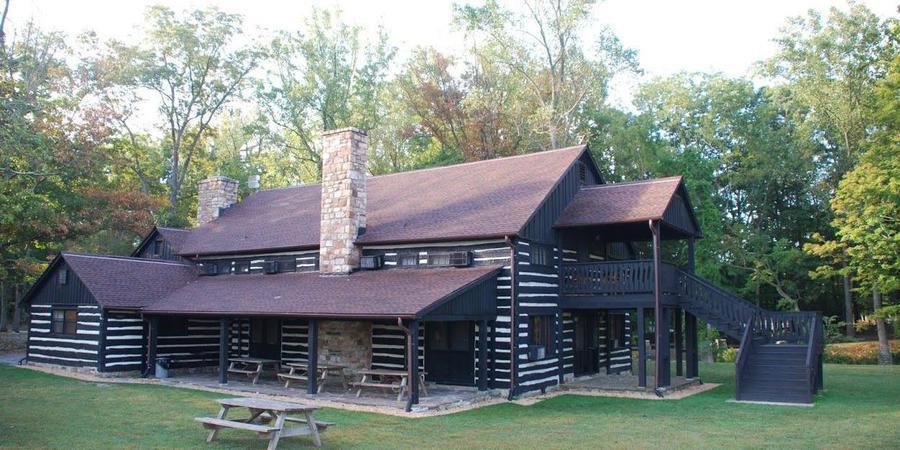 Cacapon Resort State Park wedding West Virginia