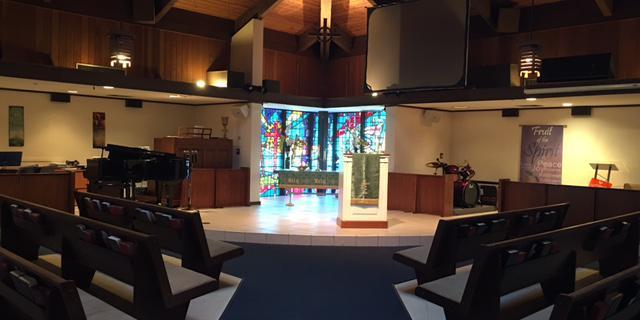 Miami Lakes Congregation United Church of Christ wedding Miami