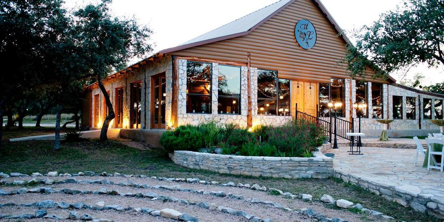 Memory Lane Event Center wedding Austin