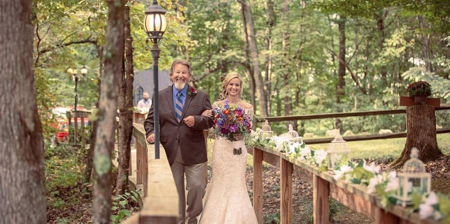 Nolichuckey Bluffs Weddings wedding Knoxville