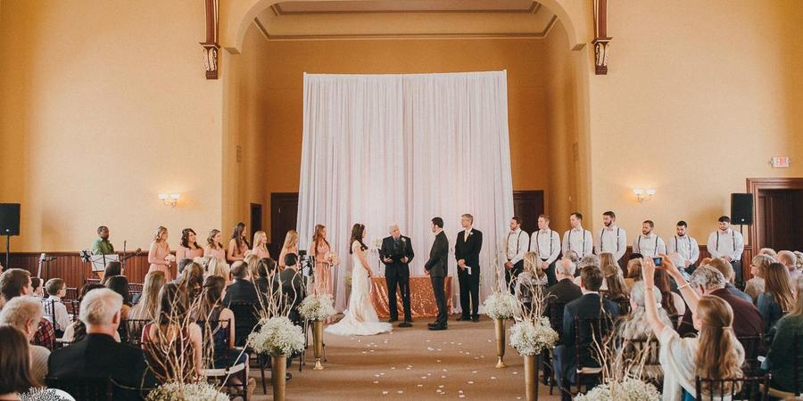 Kirkbride Hall wedding Traverse City