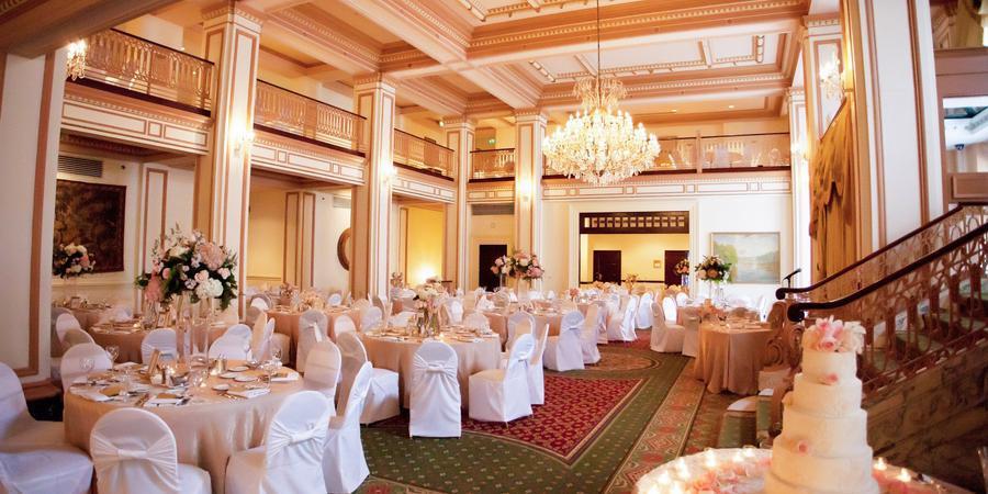 Omni Severin Hotel wedding Indianapolis/Central Indiana