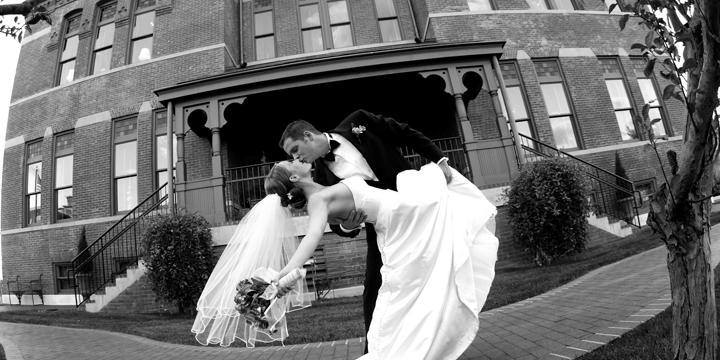Webster House wedding Kansas City