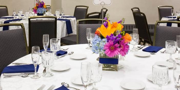 DoubleTree by Hilton Boston Rockland wedding South Shore