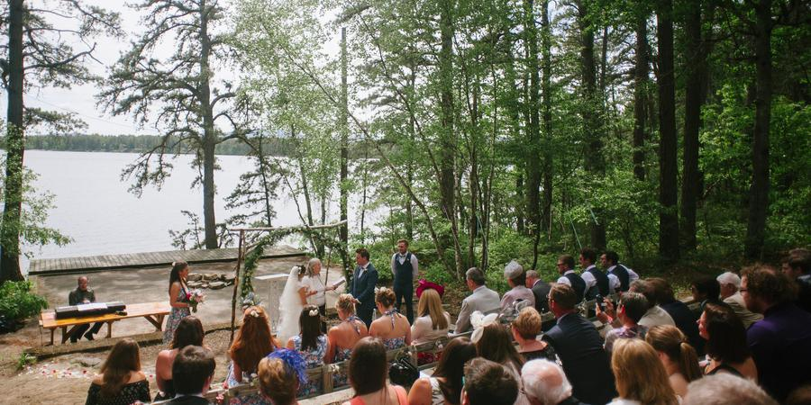 Robin Hood Retreats wedding Great North Woods/White Mountains