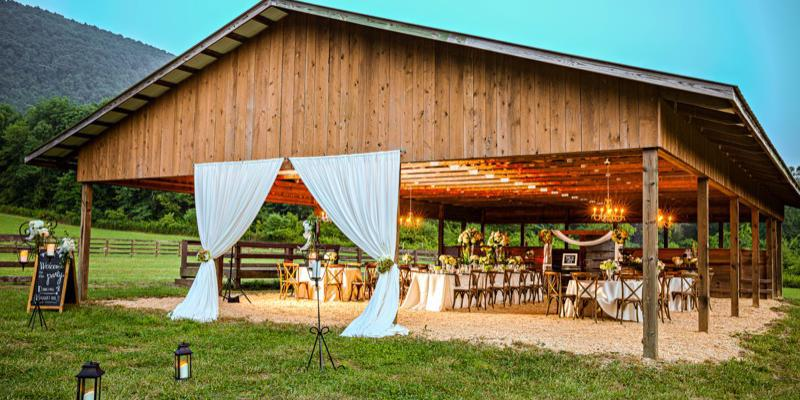 Springtree Farms wedding Nashville